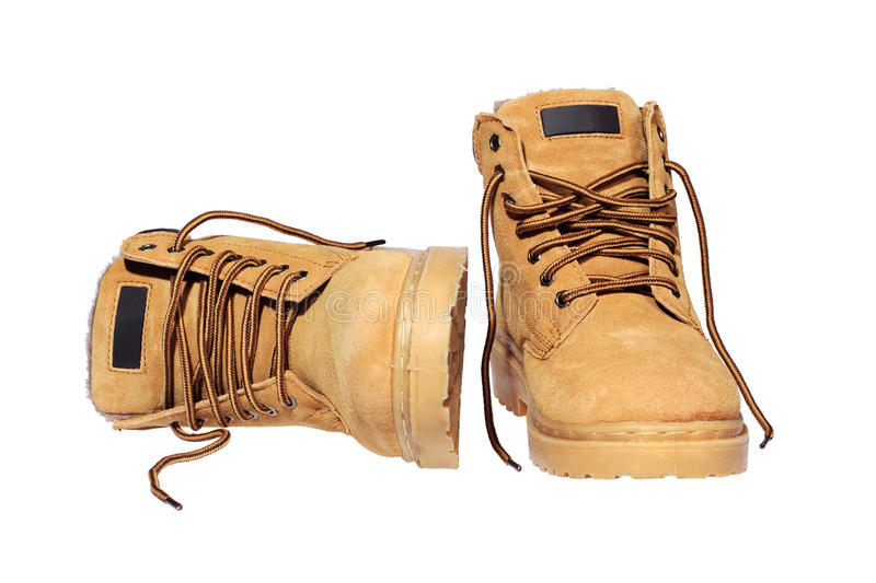 Download Hiking Boots Royalty Free Stock Images - Image: 22667079