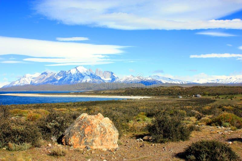 Download Hiking Patagonia stock image. Image of glacier, parque - 25913667
