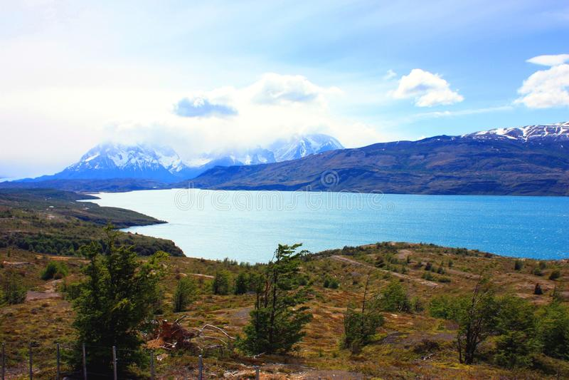 Download Hiking patagonia stock image. Image of latin, summit - 25914637