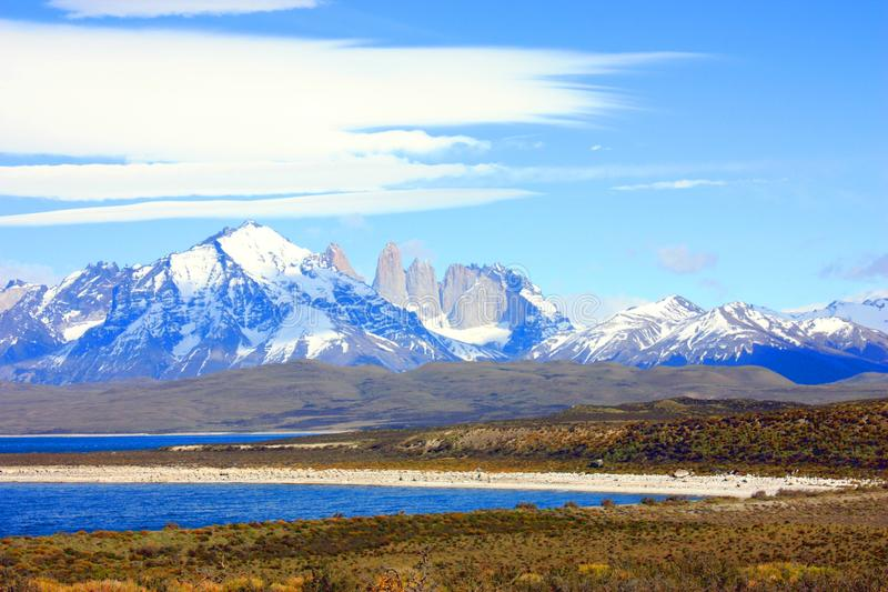 Download Hiking Patagonia stock image. Image of torre, glacier - 26009367
