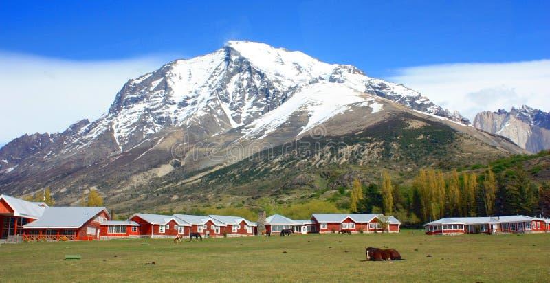 Download Hiking Patagonia stock image. Image of lake, glacier - 26110361