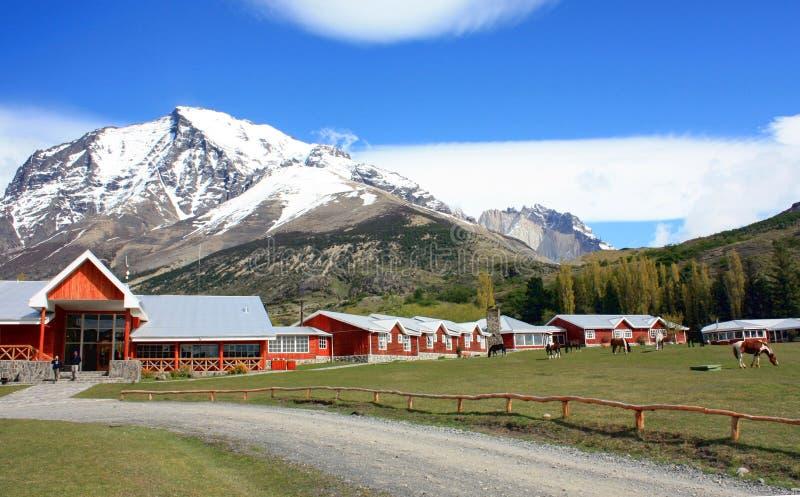 Download Hiking Patagonia stock image. Image of south, glacier - 26110375