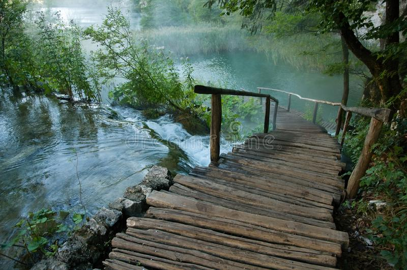 Download Hiking Trail Royalty Free Stock Image - Image: 27441496