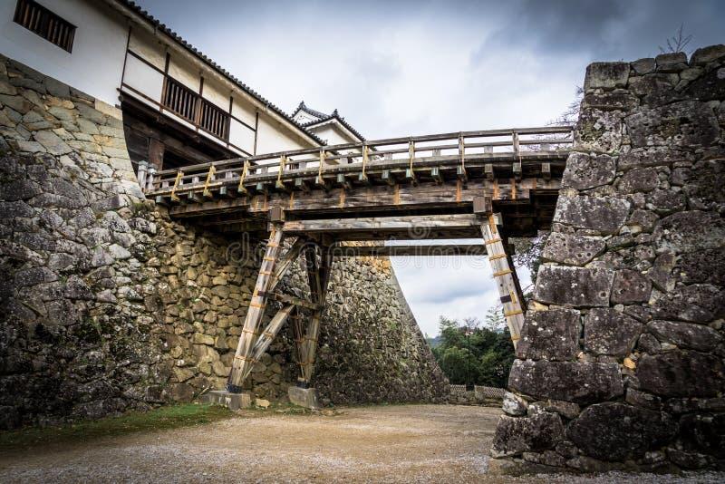Hikone Castle image stock