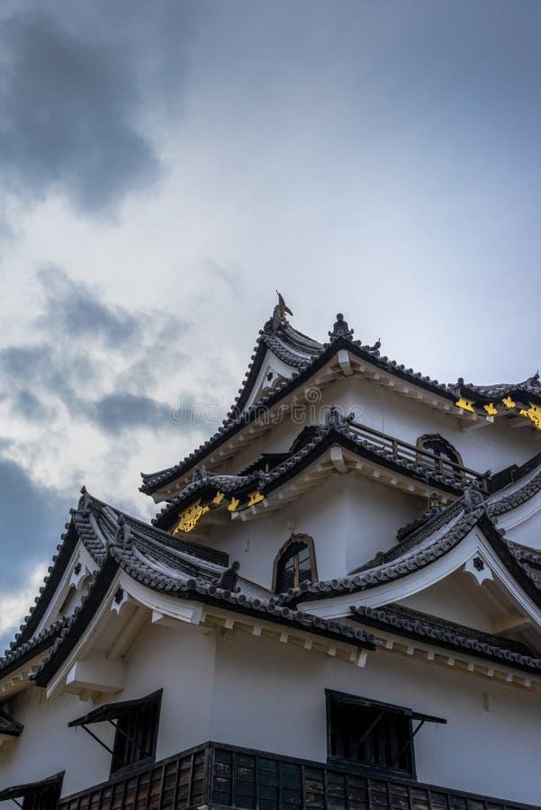 Hikone Castle stock foto