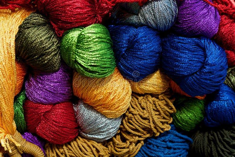 Download Hilado colorido foto de archivo. Imagen de thread, colorido - 41914184
