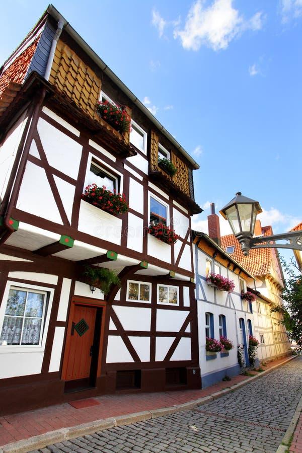 Download Hildesheim stockbild. Bild von gebäude, stadt, niedriger - 26372933