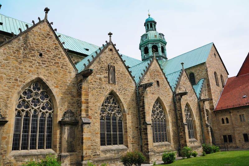 Hildesheim, Duitsland royalty-vrije stock afbeeldingen