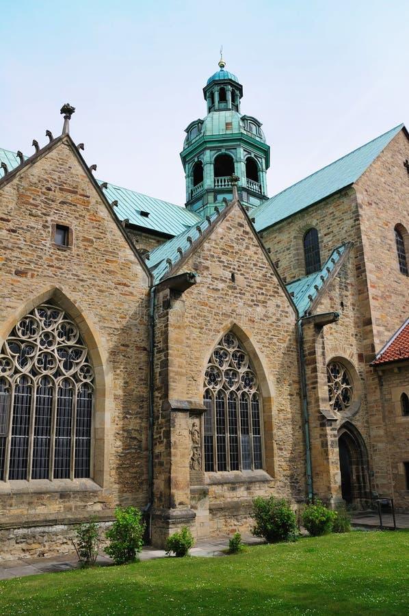 Hildesheim, Duitsland royalty-vrije stock foto