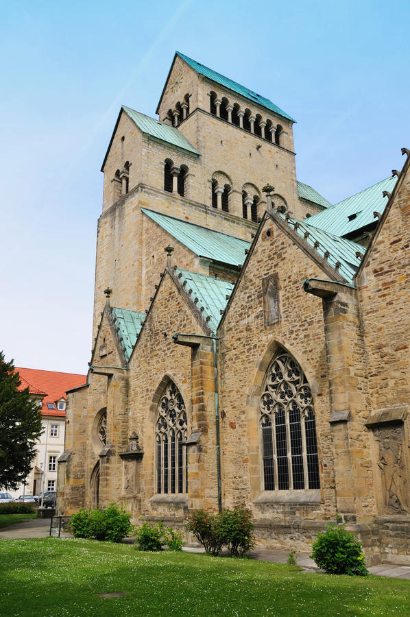 Hildesheim, Germany royalty free stock photos