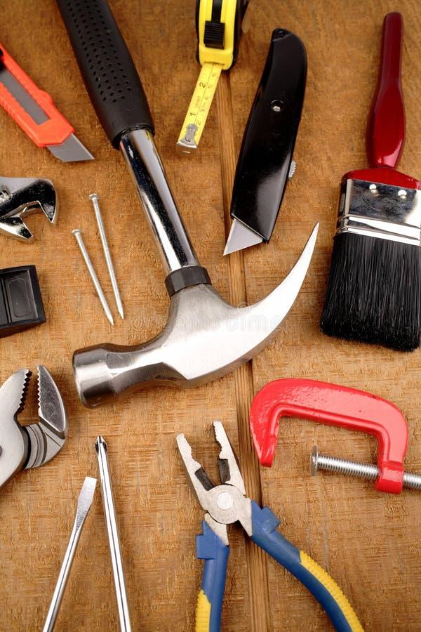 Download Hilfsmittel stockbild. Bild von stahl, hardware, aufbau - 9082117