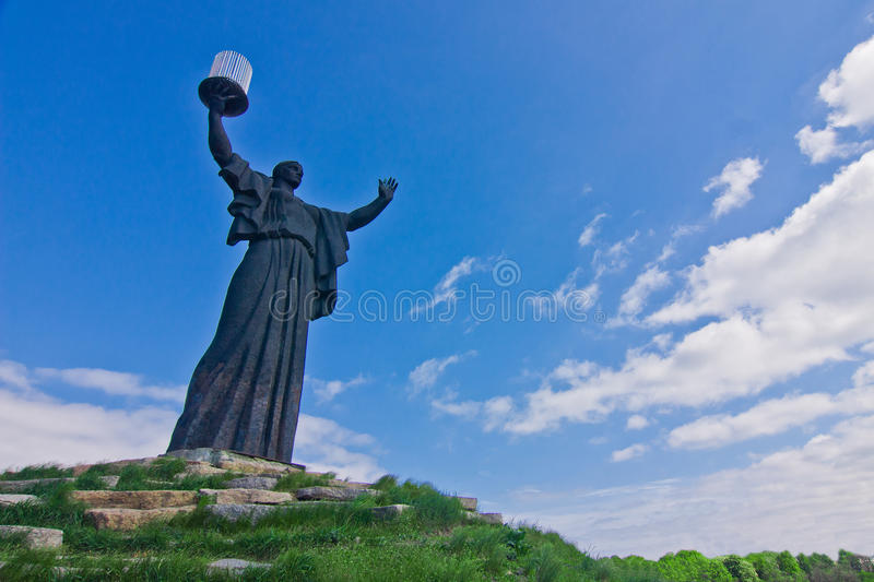Download Hill of Glory stock photo. Image of tourism, clouds, grass - 31930102