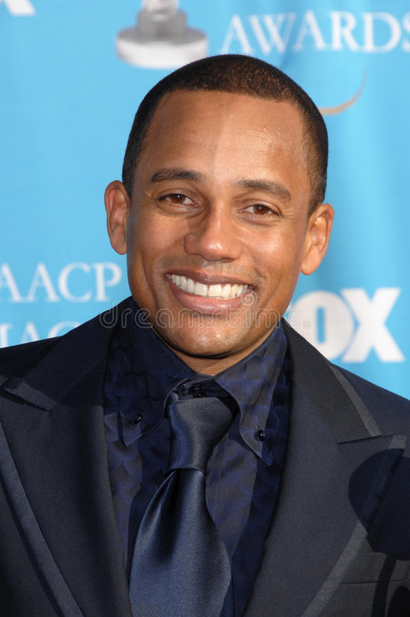 Download Hill Harper editorial stock image. Image of naacp, awards - 24198904