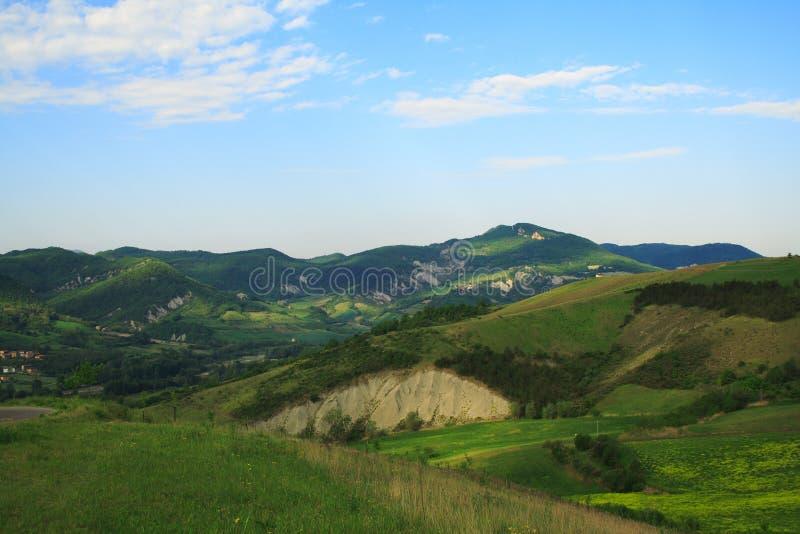 Download Hill landscape stock image. Image of pavia, geological - 5454961