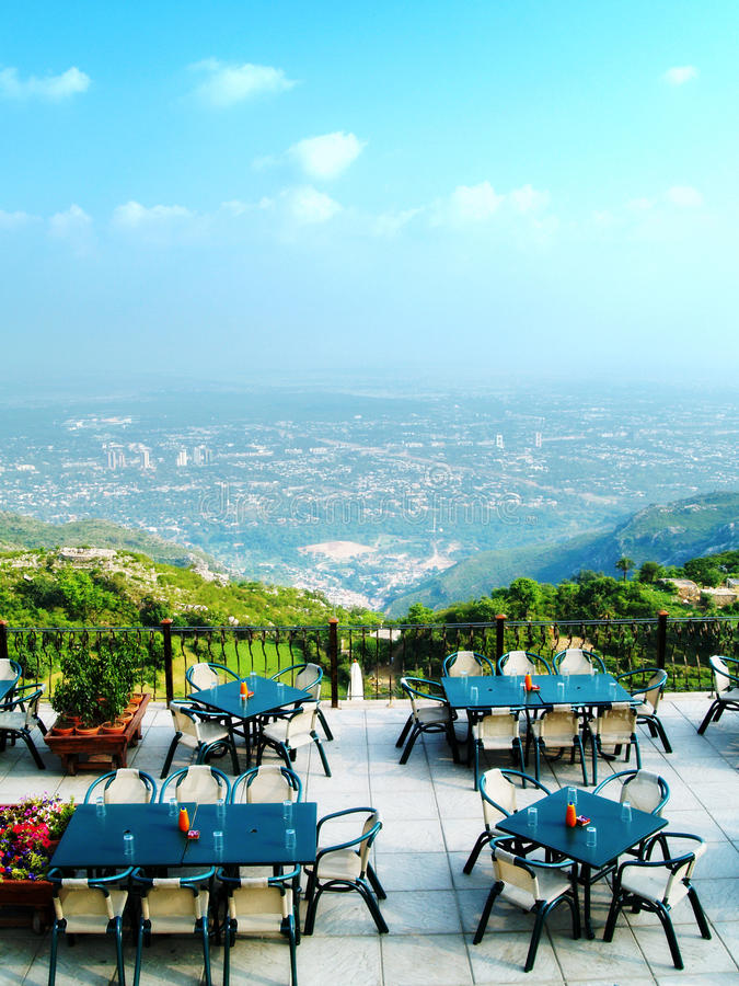 Free Hill Station Restaurant Royalty Free Stock Photography - 20388997