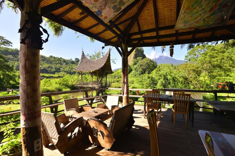 Hill Takuruang οι περισσότερες όμορφες θέσεις που επισκέπτονται στην Ινδονησία στοκ φωτογραφίες