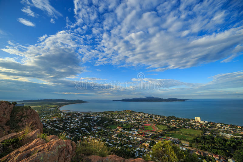 Hill View royalty free stock images