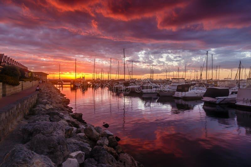 Hillary' λιμάνι βαρκών του s στοκ φωτογραφίες με δικαίωμα ελεύθερης χρήσης