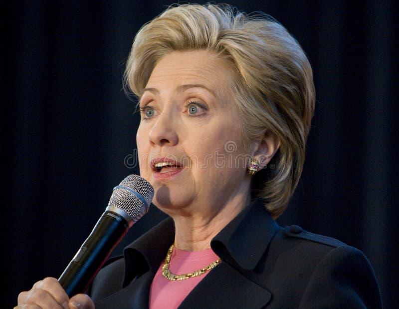 Hillary Clinton 182 immagini stock libere da diritti