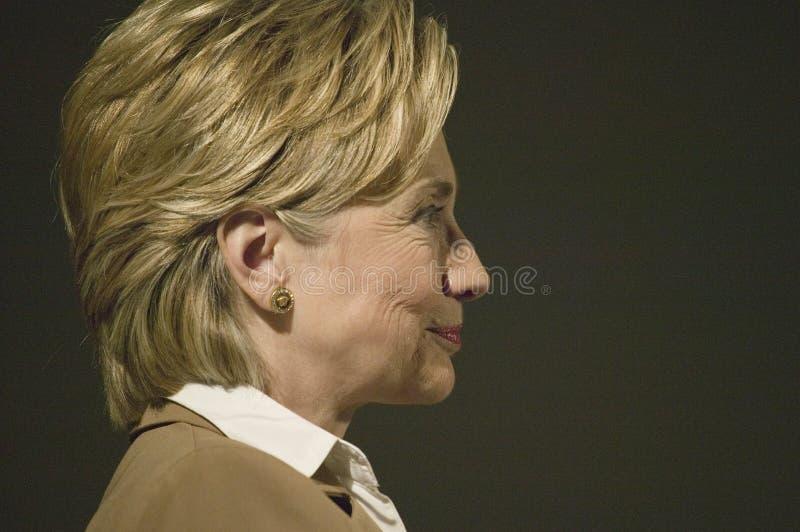 Hillary Clinton image stock