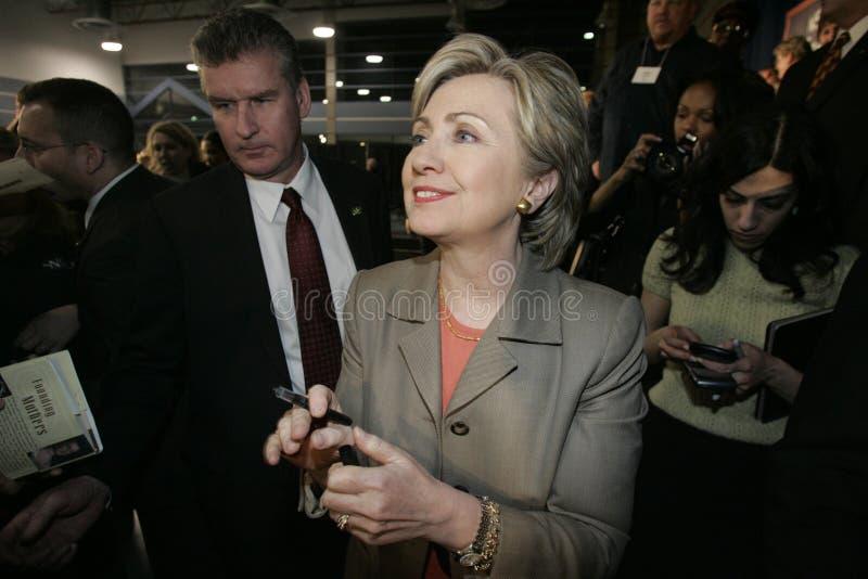 Hillary clinton photo stock