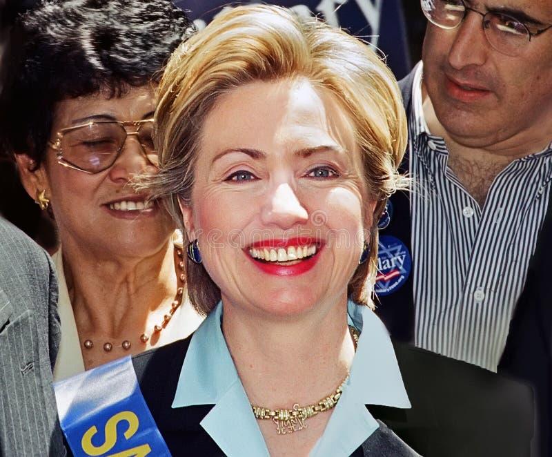 Hillary Clinton stock photos