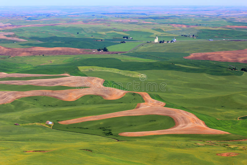 Download Hills Of Palouse Stock Images - Image: 25523264