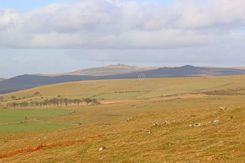 West Dartmoor, Devon stock photo