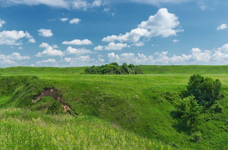 hillside стоковые фотографии rf