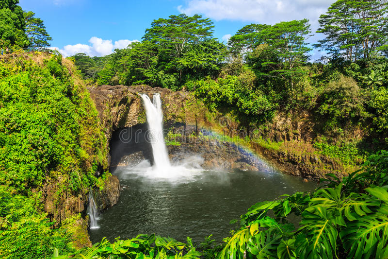 Hilo, Havaí fotografia de stock