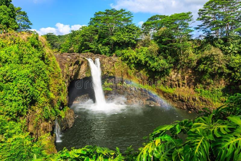 Hilo, Hawai fotografia stock
