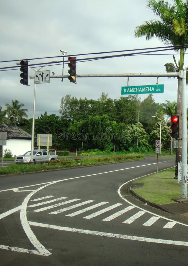 Hilo, Hawaii stockbilder