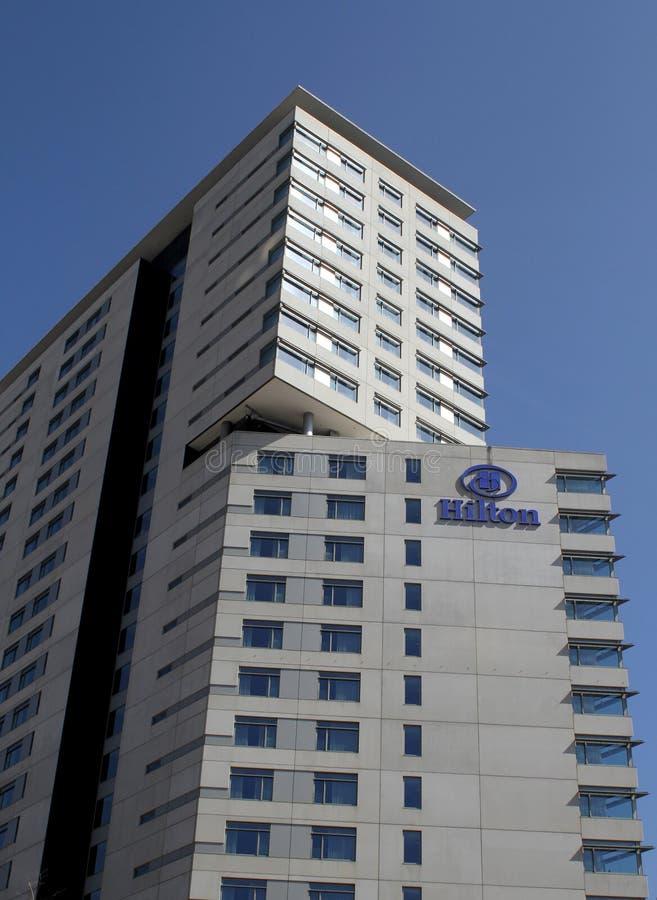 Hilton imagem de stock royalty free