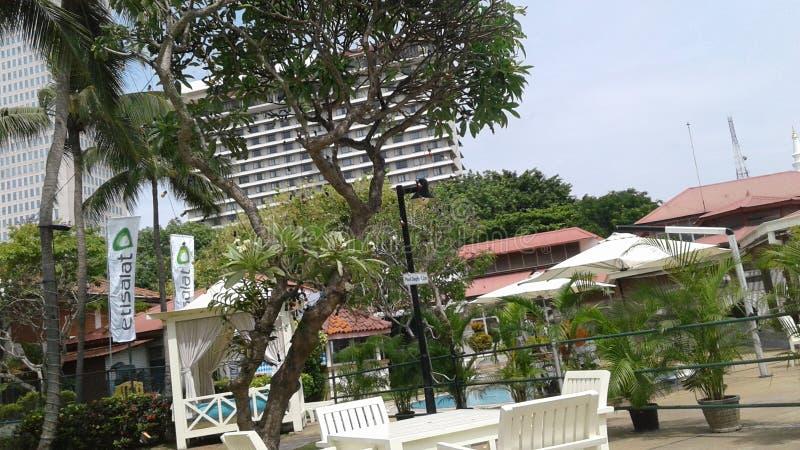 Hilton Colombo image stock