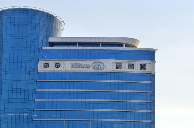 Hilton Hotel à Bakou images stock