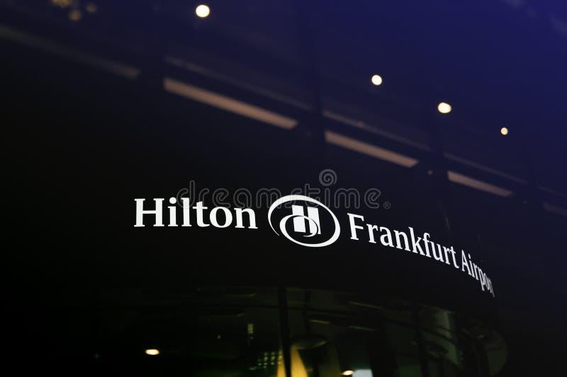 Hilton Hotel стоковое фото