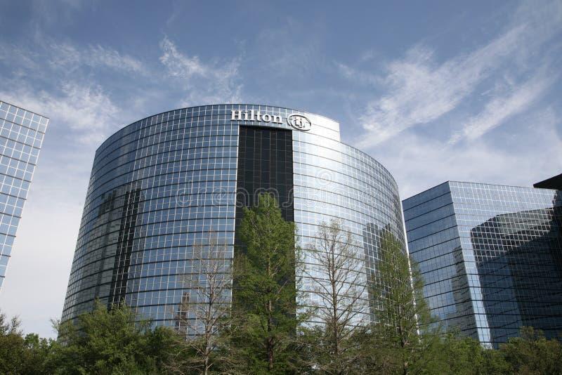 Hilton Hotel Center fotos de archivo