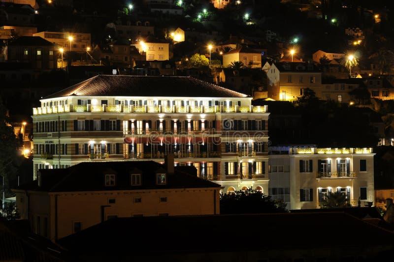 Hilton Hotel - Dubrovnik images stock