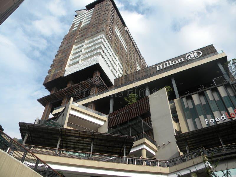Hilton Pattaya photographie stock libre de droits