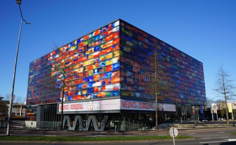 Hilversum muzeum zdjęcia stock