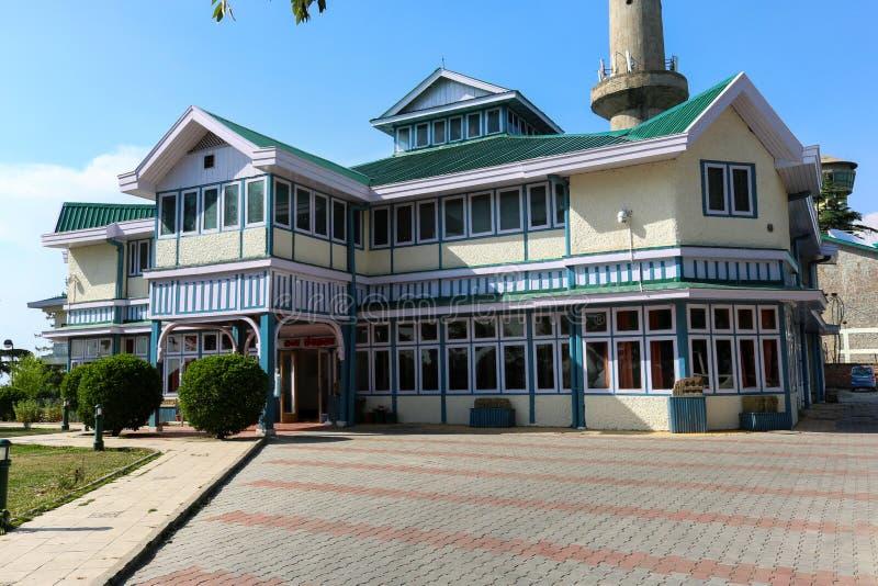 Himachal заявляет музей, Shimla стоковое фото rf