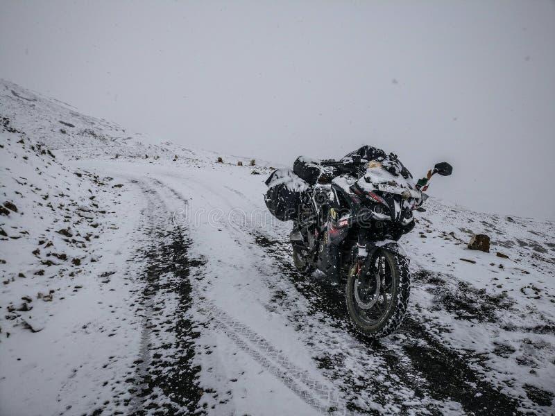 himachal dal för india pradeshspiti arkivbilder