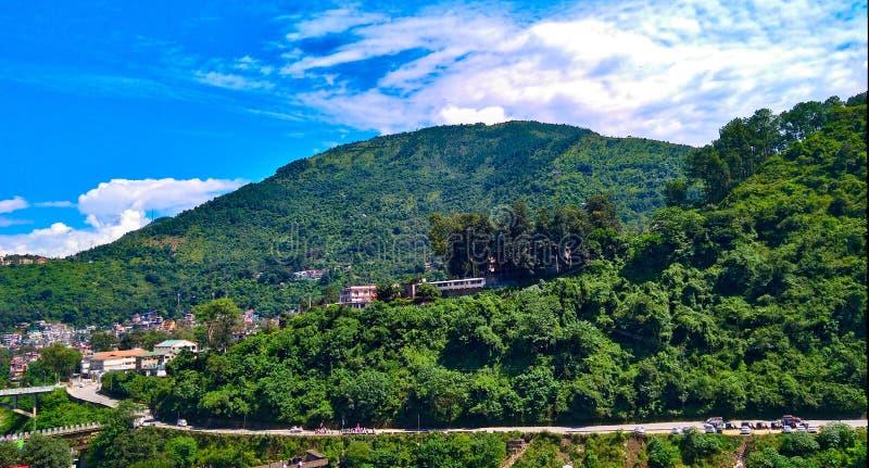 Himachal incredibile immagine stock