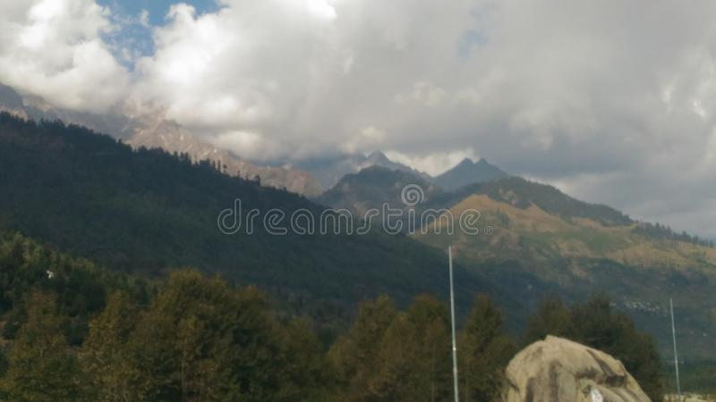 Himachal Prades obraz stock