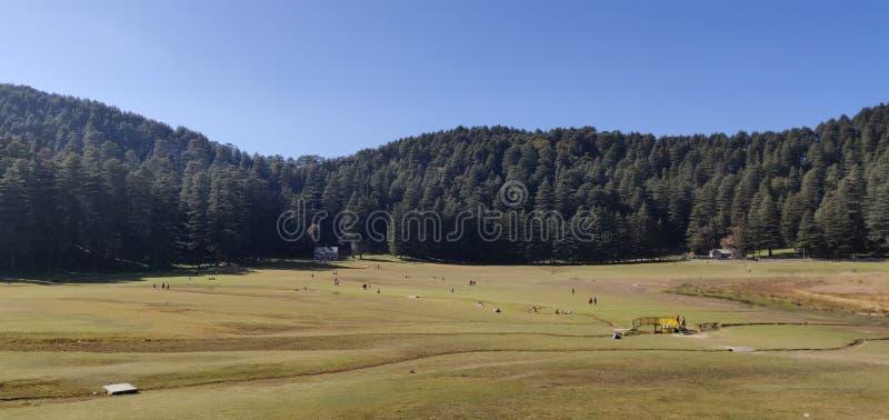 Himachal Pradesh, que é um estado de india foto de stock