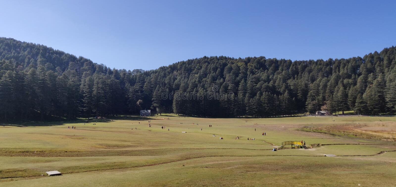Himachal Pradesh, som är en stat av Indien arkivfoto