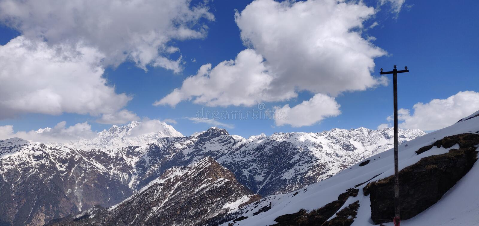 Himachal pradesh, which is a state of india. Himachal Pradesh is a northern Indian state in the Himalayas. It`s home to scenic mountain towns and resorts such as stock photos