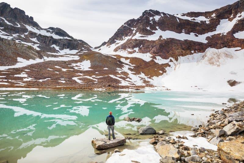himalaj?w ladakh jeziorne g?ry gubernialne obraz royalty free