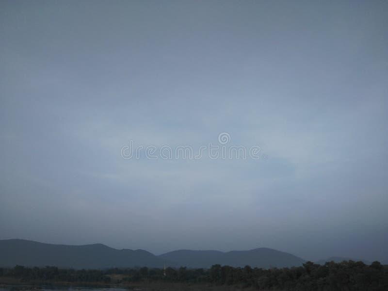 Himalajski widok zdjęcie stock