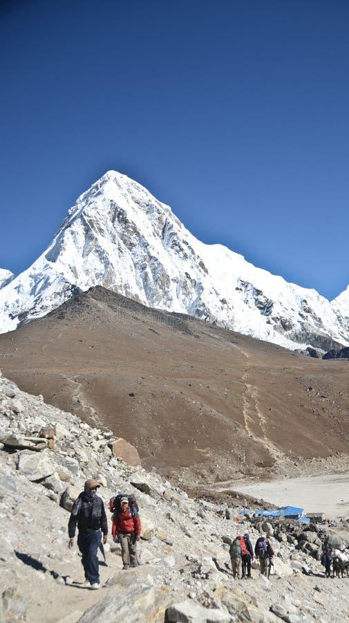 Himalay backpacking